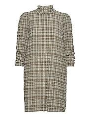 Hamilton dress - HAMILTON CHECK