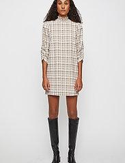 Just Female - Hamilton dress - everyday dresses - hamilton check - 0