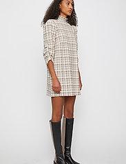 Just Female - Hamilton dress - everyday dresses - hamilton check - 3