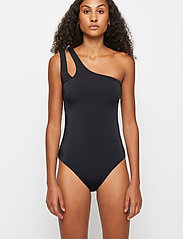 Just Female - Paola os swimsuit - swimsuits - black - 0