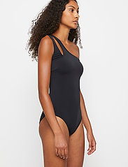 Just Female - Paola os swimsuit - swimsuits - black - 3