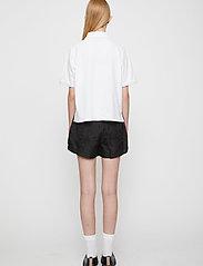 Just Female - Santo polo shirt - polo shirts - white - 3