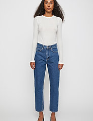 Just Female - Stormy jeans 0102 - straight regular - middle blue - 0