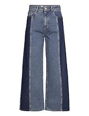 Calm jeans mix 0104 - MIDDLE BLUE MIX