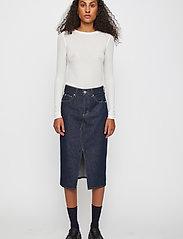 Just Female - Pacific skirt 0103 - jeanskjolar - blue rinse - 0