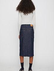Just Female - Pacific skirt 0103 - jeanskjolar - blue rinse - 4