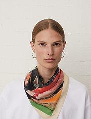 Just Female - Sjulle scarf - scarves - sand artwork - 4