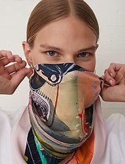 Just Female - Sjulle scarf - scarves - sand artwork - 5