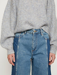 Just Female - Girona knit - jumpers - pumice stone - 4