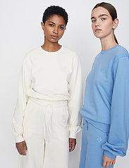 Just Female - Henderson crewneck - sweatshirts & hoodies - off white - 3