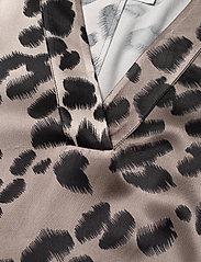 Just Female - Laguna dress - vardagsklänningar - leopard - 8