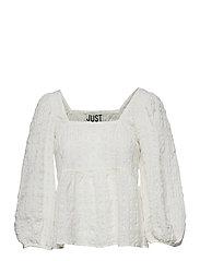 Soffia blouse - WHITE