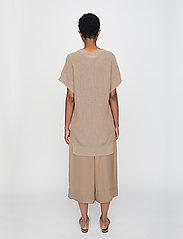 Just Female - Norm vest - tunics - taupe - 3