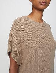 Just Female - Norm vest - tunics - taupe - 5