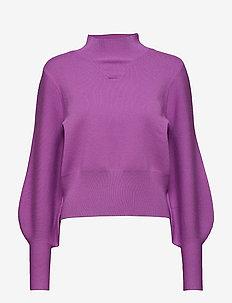 Alma knit - IRIS ORCHID