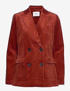 Jane blazer - blazers - red ochre