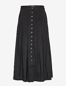 Jena skirt - BLACK
