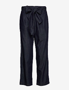 Tinka denim trousers - straight jeans - total eclipse