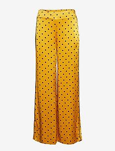 Ruby trousers - SUNFLOWER MINI DOT AOP