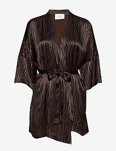 Katrina kimono - kimonos - zebra aop