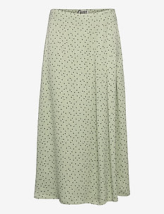 Marielle skirt - midi skirts - little daisy flower