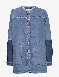 Norma denim jacket - vestes en jean - blue denim