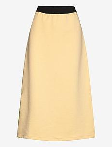 Twenty skirt - maxi skirts - banana crepe