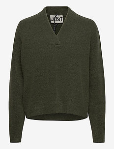 Chica knit - jumpers - clover