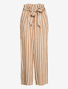 Wendy trousers - casual trousers - thrush stripe