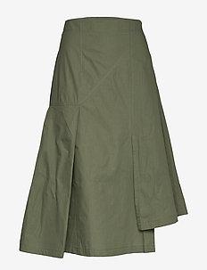 Nanita skirt - midi skirts - clover