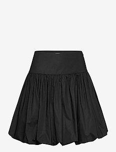 Ellie balloon skirt - korte rokken - black