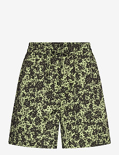 Alicia shorts - chino shorts - tropical sap green