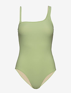 Isabella swimsuit - swimsuits - sap green