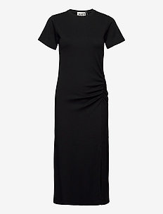 Hazel dress - maxi sukienki - black