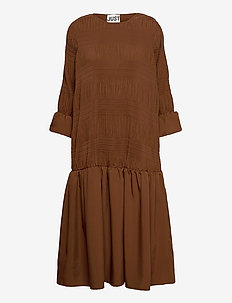 Lucille dress - maxi sukienki - emperador