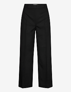 Watson trousers - broeken med straight ben - black