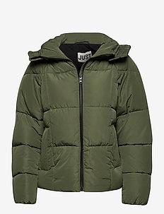 Aspen down jacket - forede jakker - clover