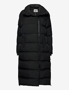 Whistler down jacket - dunkåper - black