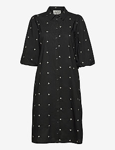 Lida dress - summer dresses - black seeds