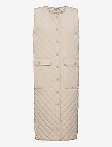 Hisar vest - puffer vests - pumice stone