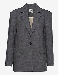 Orlando blazer - casual blazere - denim blue