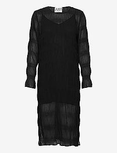 Kifi dress - summer dresses - black
