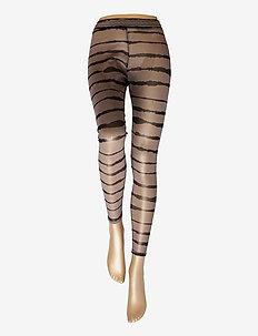 Houston leggings - leggings - uneaven lines aop