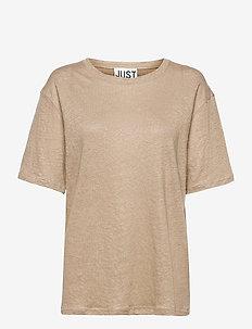Bangkok tee - t-shirts - honey sand