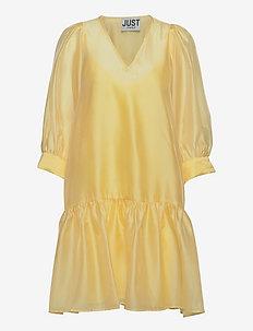 Ventura dress - everyday dresses - lemon grass