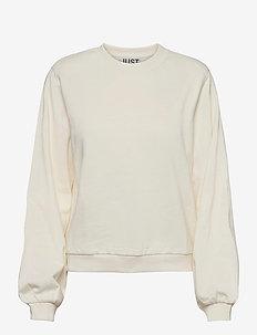 Henderson crewneck - sweatshirts & hoodies - off white