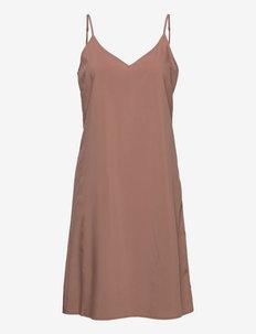 Lulu dress - everyday dresses - brownie