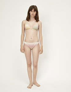 Trish bikini bottom - doły strojów kąpielowych - pastel tie dye