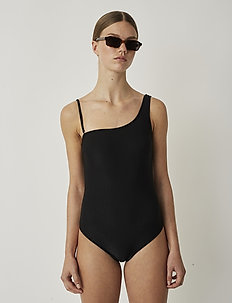 Isabella swimsuit - stroje kąpielow - black