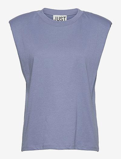 Beijing sl top - t-shirt & tops - stonewash